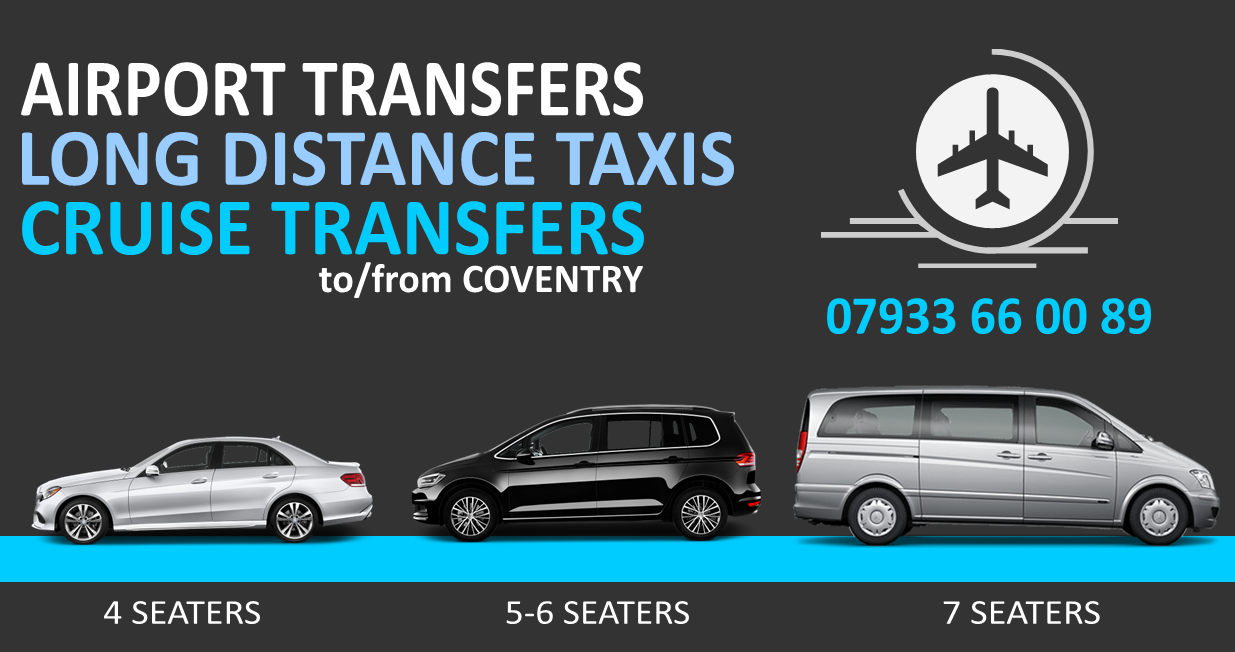 Long Distance Taxi Coventry